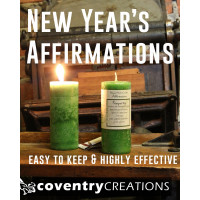 Affirmation New Year s POP Sign