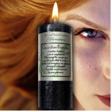 Guardian Protector Affirmation Candle