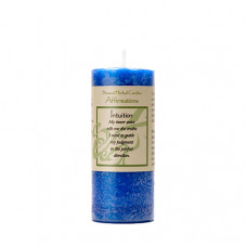 Intuition Affirmation Candle