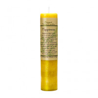 Happiness Blessed Herbal Candle