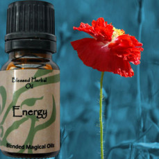 Energy Blessed Herbal OIls