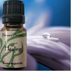 Healing Blessed Herbal Oil