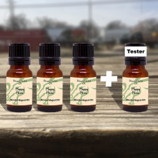 Happy Home Blessed Herbal Oil Tester Set