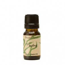 Blessed Herbal Healing Oil