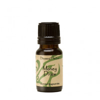Money Draw Blessed Herbal Oil