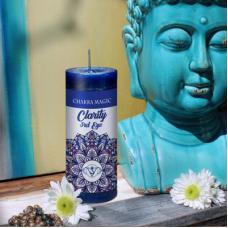 Chakra Magic Clarity Candle