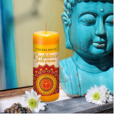 Chakra Magic Confidence Candle