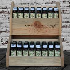 Blessed Herbal Oil Display Package