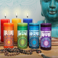 Chakra Magic Candle Restocking Set