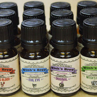 Witch's Brew Oil Restocking set