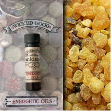 Frankincense  Energetic Oil