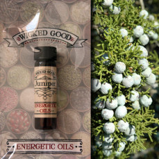 Juniper Wicked Good Energetic Oils 2 Dram (7 ml)