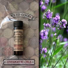 Lavender Wicked Good Energetic Oils 2 Dram (7 ml)