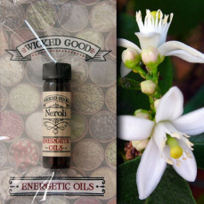 Neroli Wicked Good Energetic Oils 2 Dram (7 ml)