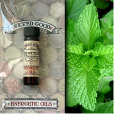 Peppermint Energetic Oil