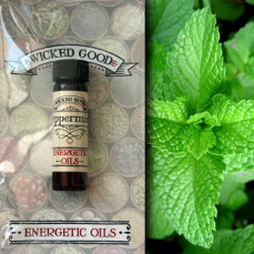 Peppermint Wicked Good Energetic Oils 2 Dram (7 ml)
