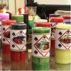 Motor City Hoo Doo Candle Mixed Case (16)