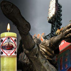 Crown Of Glory HooDoo Candle