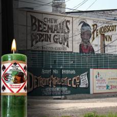 Money Draw-Motor City Hoo Doo Oil (3 bottles)