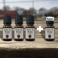Come to Mama Wicked Witch Mojo Oil Tester Set