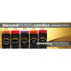 Blessed Herbal Limited Edition Shelf Talker