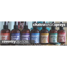 Chakra Magic Spray self talker