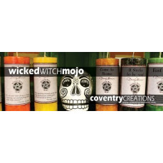 Dorothy Morrison s Wicked Witch Mojo Shelf Talker