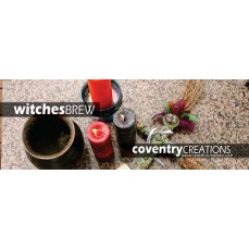 Witches Brew Shelf Talker