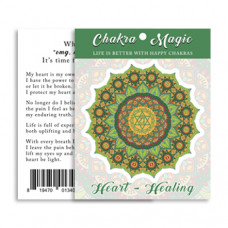Chakra Magic Healing Sticker (6 pack)