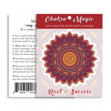 Chakra Magic Success Sticker (6 pack)