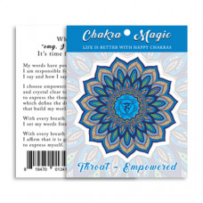 Chakra Magic Empowered Sticker (6 pack)