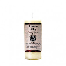 Wicked Witch Mojo Tornado Alley Candle