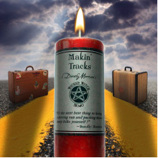 Makin Tracks Wicked Witch Mojo Candle