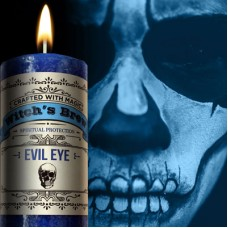 Evil Eye Witches Brew Candle
