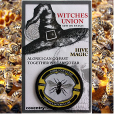 Witches Union- Magical Adept Hive Magic Patch