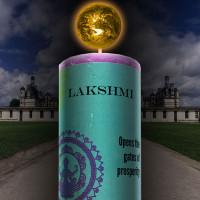 Lakshmi World Magic Candle