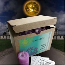 Lakshmi World Magic Votives (Box of 24)