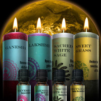 World Magic Candle Mixed Case pack