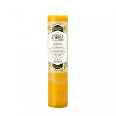 Blessed HerbalEnergy and Will Candle