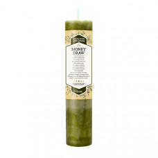 Blessed HerbalMoney Draw Candle