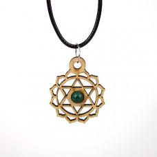 Chakra Magic Heart Chakra Jewelry and Sticker
