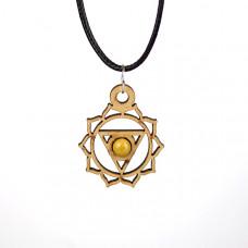 Chakra Magic Solar Plexus Chakra Jewelry and Sticker