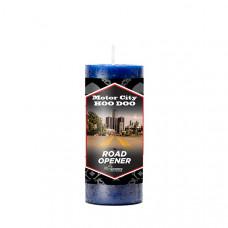 Motor City Hoo Doo Road Opener Candle