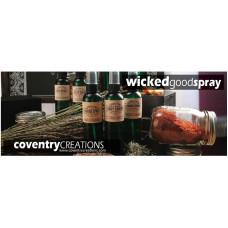 Wicked Good Spray Shelf Talker