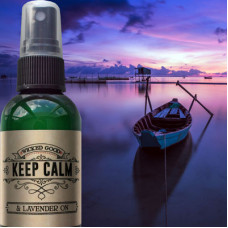 Keep Calm & Lavender on Wicked Good Spray