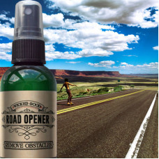 Road Opener: Remove ObstaclesWicked Good Spray