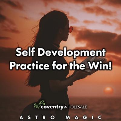 Self Development Practice for the Win!