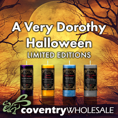 A Very Dorothy Halloween...Limited Editions