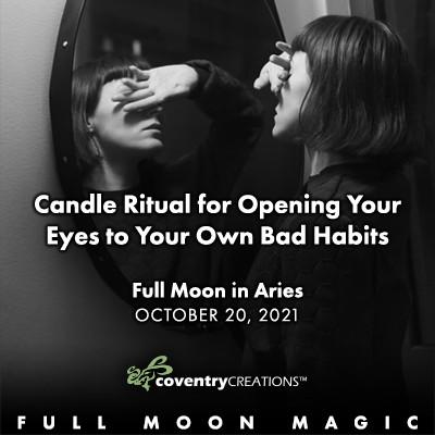 Full Moon in Aries October 20, 2021