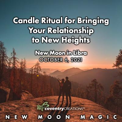 New Moon in Libra October 6, 2021